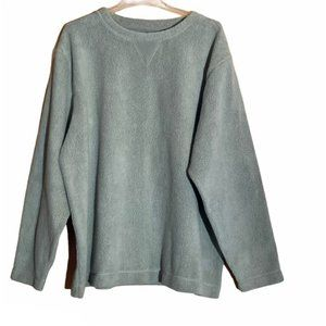 NWT New York Laundry Fleece Pullover Sweatshirt